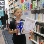Nina Zastawny - 3 miejsce