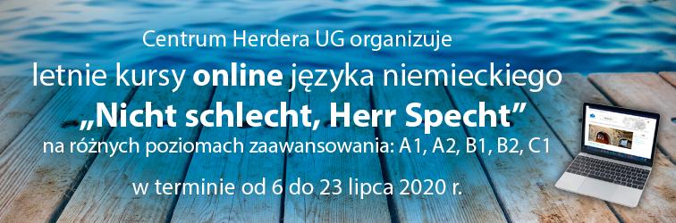 Od 6.07.2020 – Letnie kursy online